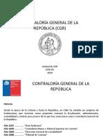 Presentacion CGR - Unidad de APR