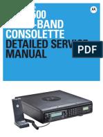 68009482001C apx 7500 service manual