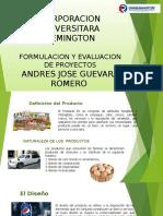 Presentación ANDRES JOSE GUEVARA