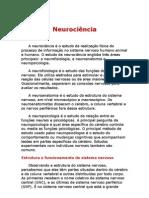 Neurociência - (Introdução à Ciência Cognitiva) - mente - cérebro - emoções