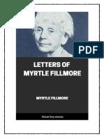 Letters of Myrtle Fillmore