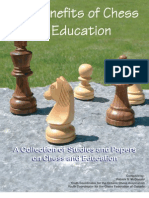 The Benefits of Chess in Education