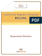Manual Requerimento Eletronico
