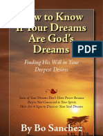 How to Know if Your Dreams Are God's Dream - Bo Sanchez