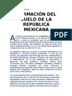 SUELOS DE LA REPUBLICA MEXICANA