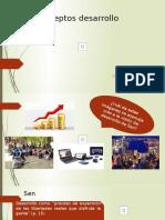 ppt semana 3 Conceptos desarrollo Sen 2020 1
