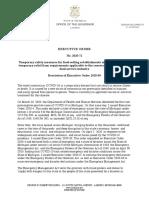 EO 2020-71 Emerg Order - Food Sellers - Re-Issue