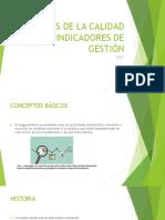 ANÁLISIS DE LA CALIDAD E INDICADORES DE GESTIÓN-1