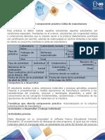 Manual componente practico virtual Celda de manufactura