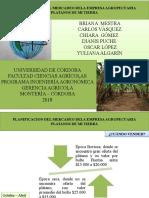 PLANIFICACION DEL MERCADEO DELA EMPRESA AGROPECUARIA