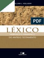 Léxico Hebraico e Aramaico do Antigo Testamento - William Holladay.pdf