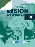 DNP 2020 - Síntesis Misión de Crecimiento Verde