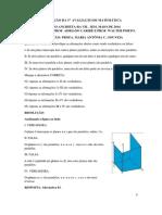 RESOLUÇÃO-2a.avaliação de matemática Anchieta 10 05 2014