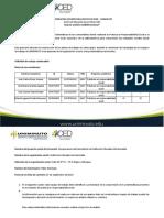 Actividad 4 - EvaluativaPrimera visita de contexto – Análisis muldimensional de las problemáticas