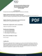 Actividad 6 - Evaluativa plan de trabajo primerra version
