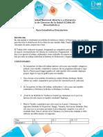 BIOESTADISTICA-anexo-Guía Estadística Descriptiva