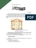 Apunte Balance Térmico (Aplic TP)
