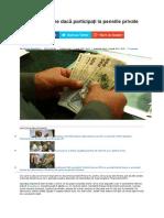 Cum aflați online dacă participați la pensiile private Pilonul II