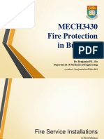 Session 04 - Fire Service Installations at a glance