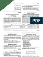 Desp 18972.2010; 22.Dez - Entidades Certif+Avaliad Manuais