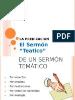 Predicacion Tematica.ppt