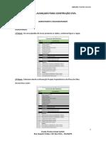 Apostila Excel Avançado para Construção Civil