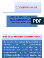 MATERIA DERECHO CONSTITUCIONAL