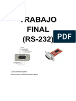 RS232 en VHDL