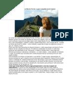 Como visitar Machu Picchu_ o guia completo