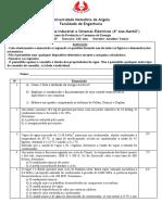 2015 - Exame -PCEE- EISE4M 2