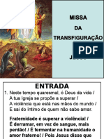 Misisa do 2° Domingo da Quaresma.ppt