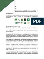 Certificações e selos verdes - aula online