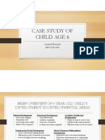 case study of child age 6
