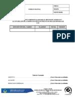 PLAN DE CONTINGENCIA Y EMERGENCIA ASOCIADO AL SERVICIO DE ACUEDUCTO Y ALCANTARILLADO DE LA EMPRESA DE SERVICIOS PÚBLICOS DE MELGAR EMPUMELGAR E..