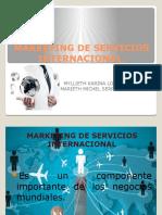 Marketing de Servicios Internacional (1)