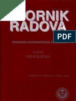 ZbornikPMF2007-08-Geografija-Tuzla