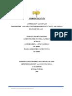 ACTIVIDAD EVALUATIVA 5 analisis y diagnostico organizacional