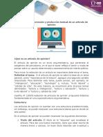 Guía para la comprensión y producción textual de un artículo de opinión.pdf