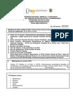 Ficha Bibliográfica-1 Intervenciones psicológicas basadas en mindfulness y sus beneficios
