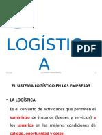 1 UNIDAD ASPECTOS BASICOS DE LA LOGISTICA LECCIÓN 1.ppt