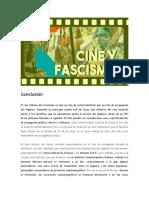 CINE Y FASCISMO (4 de 4) – CONCLUSIÓN Y ANEXOS