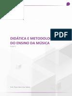 TEXTO_BASE_1 DIDATICA E METODOTOGIA