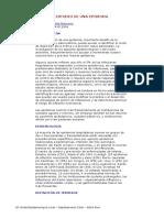 Estudio de Una Epidemia-Infnosocomial (1)