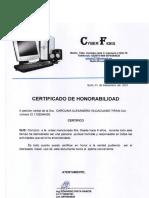 6.5.1 certificado honorabilidad 1