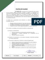 Taller N° 3 Política de Calidad.pdf
