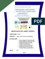 IMPORTANCIA DEL MARCO TEORICO - GRUPO 1.docx
