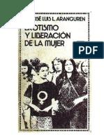 Aranguren, José Luis L. - Erotismo y liberación de la mujer.pdf