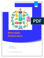 ensayo de mercado financiero
