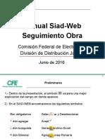 06-SeguimientoObra-EnRevision1 SIAD CFE