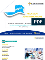 Procesos Administrativos II momento - Consolidado